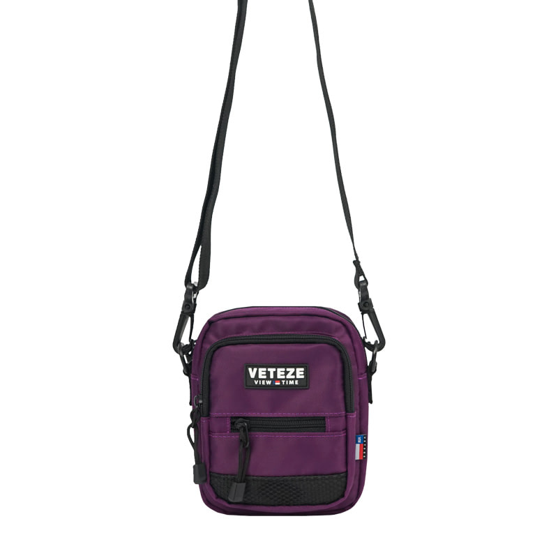 Util Cross Bag (purple)