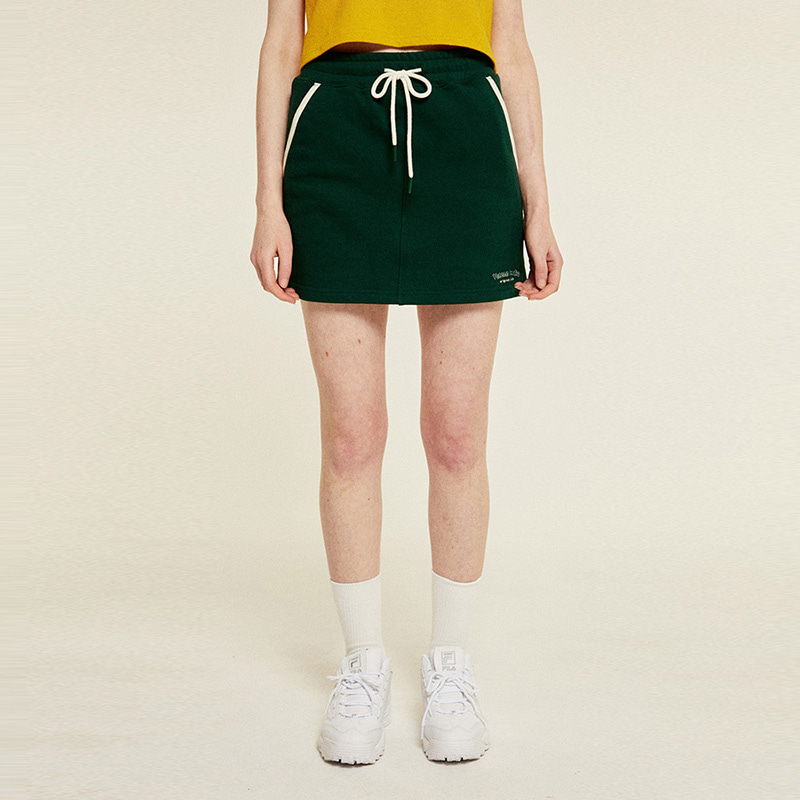 Studio Mini Skirt (green)