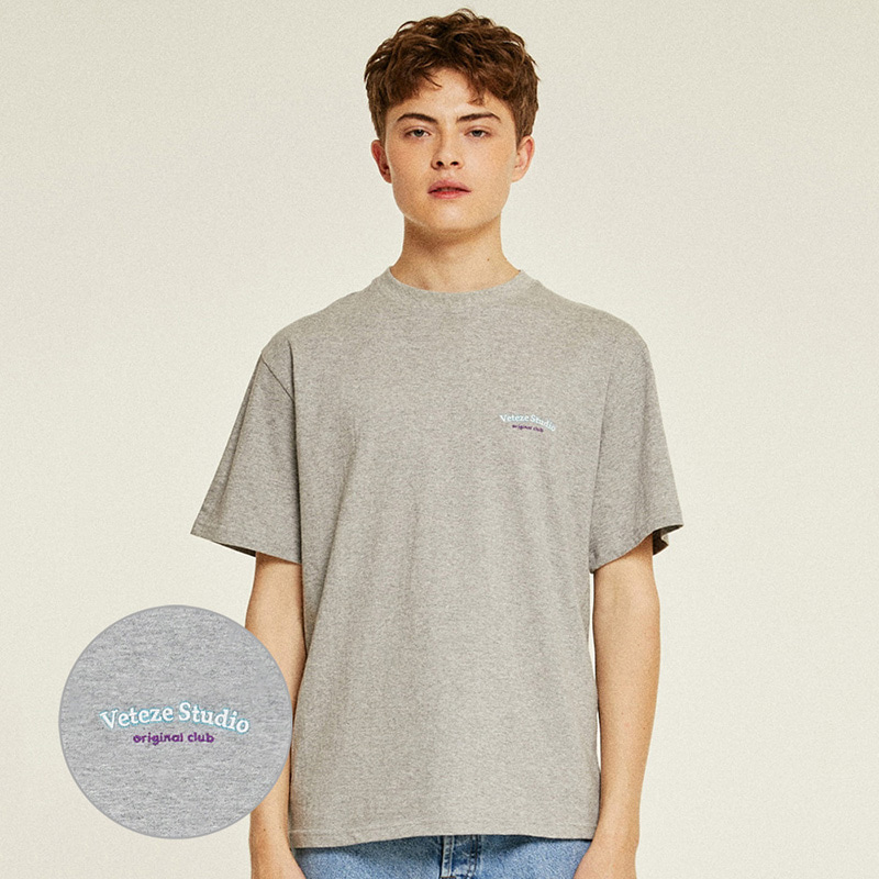 Studio Half T-Shirts (gray)